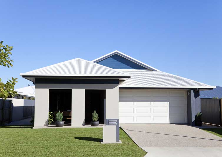 Sydney First Home Buyers House